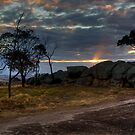 A Sunset in HDR by Ian Creek