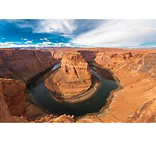 Horseshoe Bend - Navajo Land Photographic Print