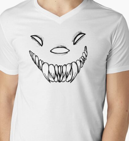 big bad wolf  Mens V-Neck T-Shirt