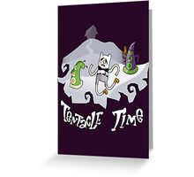 Tentacle Time! Greeting Card