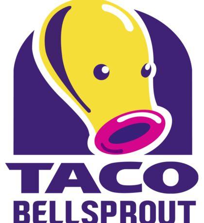 Taco Bellsprout Sticker