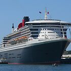 Queen Mary 2 Maiden Voyage - Sydney 2007 by DashTravels