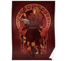 The Brightest Witch of Her Age - Print Poster