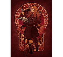 The Brightest Witch of Her Age - Print Photographic Print