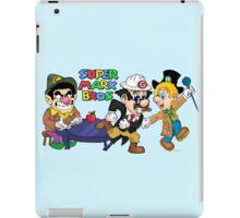 Super Marx Bros  iPad Case/Skin