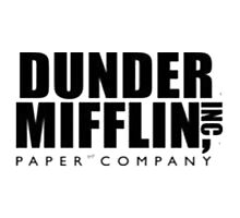 Dunder Mifflin by sgeldziler