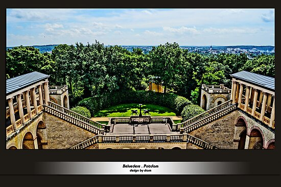 ensemble of Belvedere by Alexander Drum