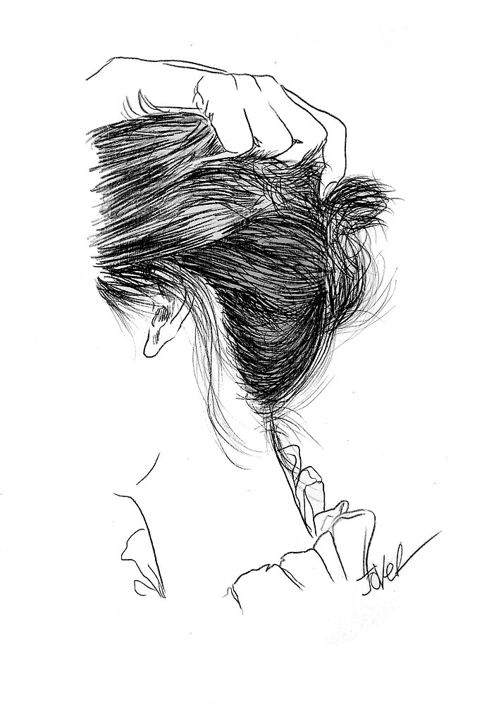 ode to lillian by Loui  Jover