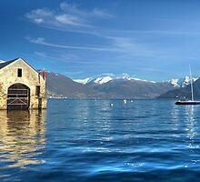 Cannobio - Italy by Joana Kruse