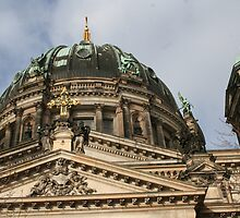 Cathedral of Berlin by Alexander Drum
