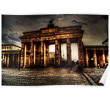 Brandenburger Tor of Berlin Poster