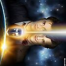 10th-11th doctor regeneration by Connor Bambery-Merlo