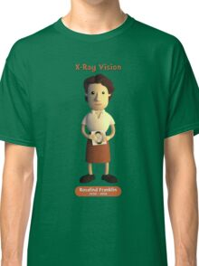 Rosalind Franklin - X-Ray Vision Classic T-Shirt