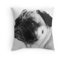 Love Those Wrinkles! Throw Pillow