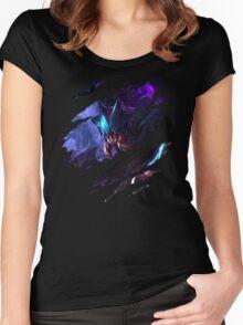 Rek'sa Women's Fitted Scoop T-Shirt