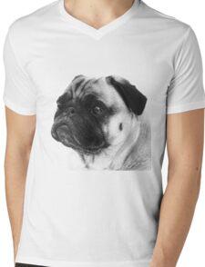 Love Those Wrinkles! Mens V-Neck T-Shirt