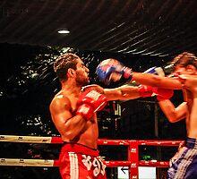 Fight Night by fharoonz
