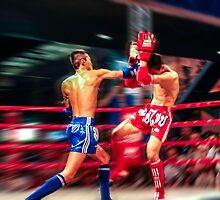 the Knockout Punch by fharoonz