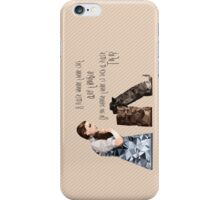 Dorothy and Toto's Place //pastel iPhone Case/Skin