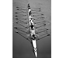Rowers Photographic Print