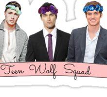 Teen Wolf Squad Sticker