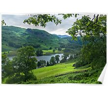 Rydal Water View Poster