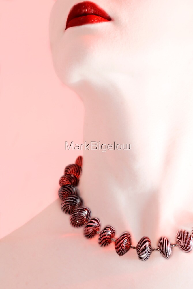 Glass Beads by MarkBigelow