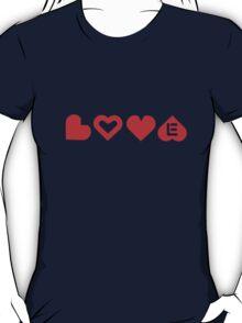 【1700+ views】L.O.V.E T-Shirt