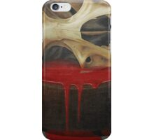 Bowl of Blood iPhone Case/Skin