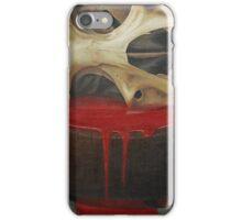 Bowl of Blood iPhone Case/Skin