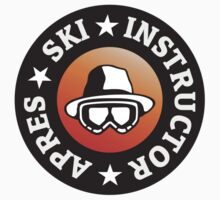 Apres Ski Instructor by theshirtshops