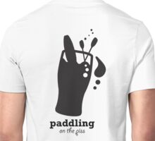 Paddling on the Piss Unisex T-Shirt