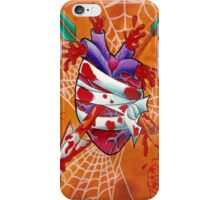 Arrow Through the Heart iPhone Case/Skin