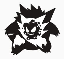 Evolution of Gastly by CrypticPiXeL