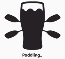 Pint and a Paddle by troikasson
