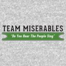 Team Miserables by GenialGrouty