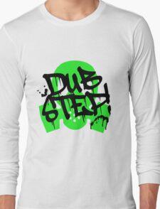 Dubstep Green Gas Mask Long Sleeve T-Shirt