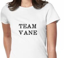 Team Vane Womens Fitted T-Shirt