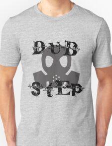 Dubstep Grey Gas Mask Unisex T-Shirt