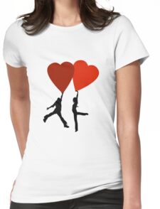 Floating Away With Love T-Shirt