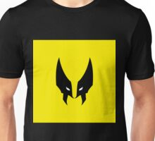 Wolverine graphic outline Unisex T-Shirt