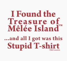 Treasure of Melee Island by nemwiper