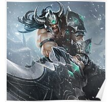 Tryndamere Poster