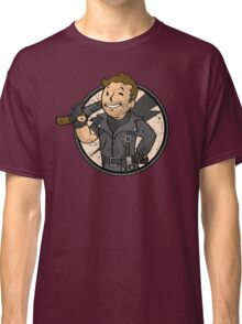 Warrior of the Road Classic T-Shirt