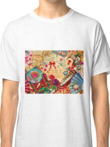 Vintage Love Letters Classic T-Shirt