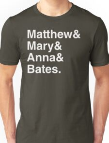 Upstairs and Downstairs Romance Shirt Unisex T-Shirt