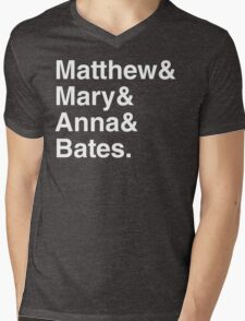 Upstairs and Downstairs Romance Shirt Mens V-Neck T-Shirt