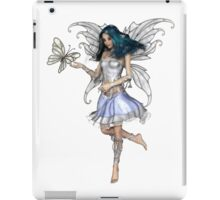 Snowflake Butterfly Fairy iPad Case/Skin