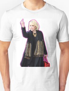 Joan Rivers Flipping Off The Paparazzi T-Shirt