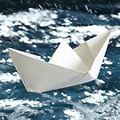 Paper Boat by Steve Woods